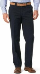 Marineblauwe Club of Comfort Regular Fit Regular fit Pantalon Maat W42 X L32