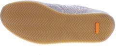 Ara - 24027 Lissabon Fusion4 - Veterschoenen - Dames - Maat 37 - Grijs;Grijze - 21 -Candy-Weiss/Sasso/Silber Wovenstretch/Novellecalf/Premiere Metallic