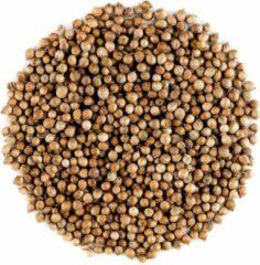 Valley of Tea Koriander Zaad Bio Fijnproever Kwaliteit - Cilantrozaden - Korianderzaad Culinair Of Kruiden Thee 100g