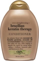 Organix Conditioner Ever Straight Brazilian Keratin Smooth 385ml