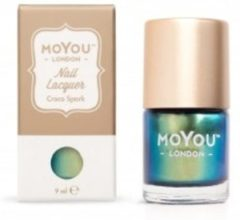 Mo You London MoYou London Stempel Nagellak - Stamping Nail Polish 9ml. - Croco Spark