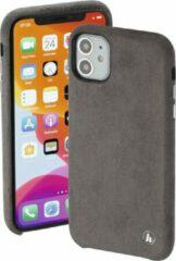 """Antraciet-grijze Hama Cover """"Finest Touch"""" voor Apple iPhone 11, antraciet"""