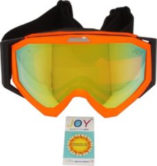 Oranje Joy Xps Kids. TPU Ultra-Light frame. Dubbel layer lens Ski/Snowboard Goggle
