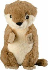 Bruine Warmies magnetron knuffel MINIS Otter