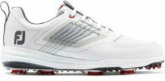 Footjoy Golfschoen Fury Wit/rood 42.5 EU
