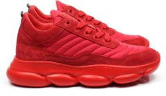Red-Rag Jongens Lage sneakers 13483 - Rood - Maat 32