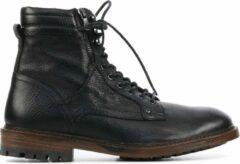 Giuseppe Maurizio Mannen Boots - G3015 - Zwart - Maat 42