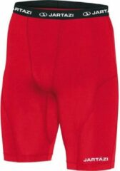 Jartazi Thermobroek Kort Heren Polyester/elastaan Rood Mt L