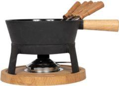 Boska Fondueset Pro L - Kaasfondueset - Geschikt Voor Iedere Kookplaat - Gietijzer - 1,8 Liter