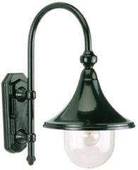 KS verlichting wandarmatuur opbouw PUUR ITALIAANS, lamptype std lmp, lamph E27, 60W