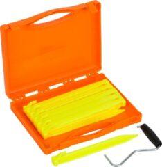 Vango Bolt Peg Set Haringen - Oranje