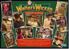 Gibsons Legpuzzel van 1000 stukjes - Wicked Walter 1 - the Grocers