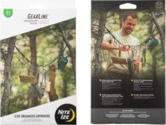 Nite Ize GearLine Tent Organisatie System 4 voet Tactical