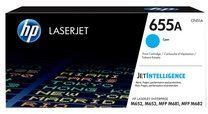 HP 655A - cyaan - origineel - LaserJet - tonercartridge (CF451A)