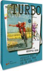 Art Revisited Turbo spel - Marius van Dokkum - kaartspel voor jong en oud