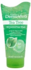 Vatika Dermoviva Tea Tree Oil Face Wash 150 ml