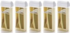 ItalWax 5x Harspatroon Banana 100 ml