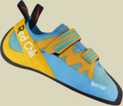 Red Chili Charger LV Climbing Shoe Unisex Kletterschuhe unisex Größe UK 4,5 turquoise/yellow