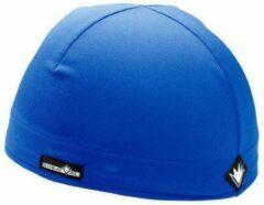 Sweatvac skull cap blauw