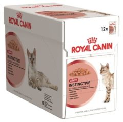 Royal Canin Fhn Adult Instinctive Mp Pouch - Kattenvoer - 12x85 g Jelly - Kattenvoer