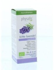 Physalis Lavendel echte bio 10 Milliliter