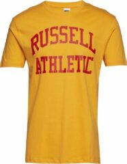 Rode Russell Athletic - - Heren T-shirt Maat M