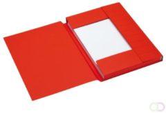 Dossiermap Jalema Secolor 225gr A4 rood