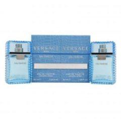 Versace Man Eau Fraiche Confezione Regalo 2 x 30ml EDT Spray