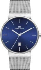 Danish Design IQ68Q971 horloge heren - zilver - edelstaal