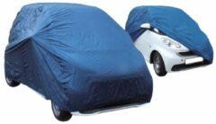 Blauwe TCP Autohoes Maat XS Smart - Beschermhoes Auto - Auto Afdekhoes - 277 x 162 x 136cm
