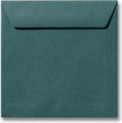 Enveloppenwinkel Envelop 22 x 22 Donkergroen, 25 stuks
