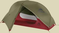 MSR Hubba NX Tent 1-Personen-Zelt 1-Personen-Zelt green