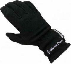 Zwarte Black Diamond - Storm Weight - Handschoen - Maat S