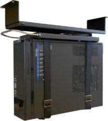 Zwarte Newstar PC bureausteun