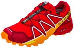 Speedcross 4 GTX Trail Laufschuh Herren Salomon fiery red / red dahlia