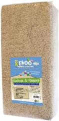 Ekoo animal Bedding Ekoo ekobiose hennep 100 liter