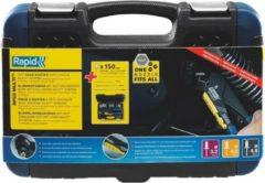Esselte Rapid Zevij samenkoop Rapid RP60 klinknageltang met 150 nagels in een handige koffer. 78-RP60MC