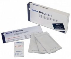 Testjezelf.nu - Multidrugstest 6 Drugs Urine - 4 Testen - Multidrugstest