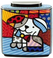 Ginger - Vase Artis Orbis Goebel Bunt