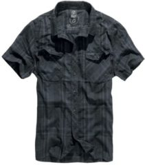 Brandit Roadstar Camicia nero/blu