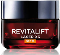 L Or al Paris L'Or al Paris Revitalift Laser X3 Anti Rimpel - 50 ml - Dagcr me SPF 20