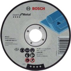 Bosch Trennscheibe gerade Expert for Metal A 30 S BF, 12 VPE: 25
