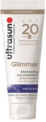 Ultrasun Zonnebrand Glimmer Creme Factorspf20