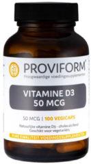 Proviform Vitamine D3 50 mcg 100 Vegacaps