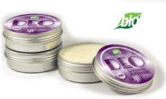 Zeepziederij Borssenburg Biologische Deodorant Roos - 3 stuks