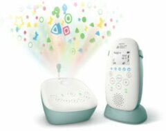 Philips AVENT SCD731/26 330m Groen, Wit baby-videomonitor