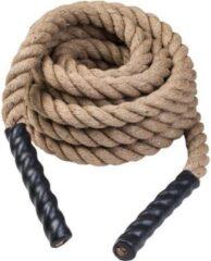 Bruine Battle Rope Focus Fitness - 4 cm - 15 m