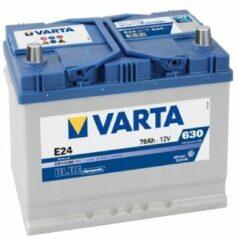 Varta Blue Dynamic E24 accu 12V 70Ah(20h)