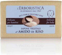L'Erboristica Rijstproteïne Vegan Zeep 24 x 125 g Gevoelige huid