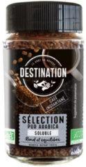 Destination Koffie Arabica Instant Bio (100g)